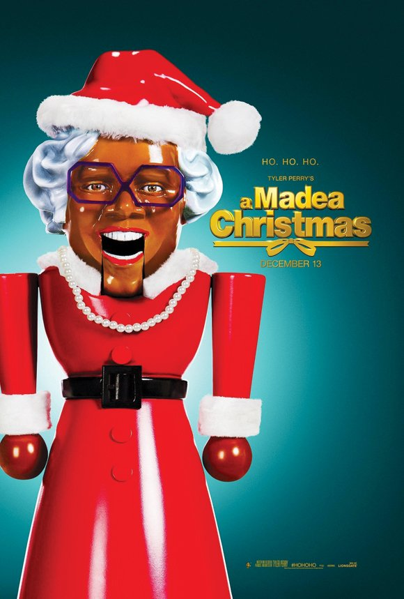 """Tyler Perry's A Madea Christmas"" at $8.4 million, was one of the 10 most popular movies in the U.S. and ..."