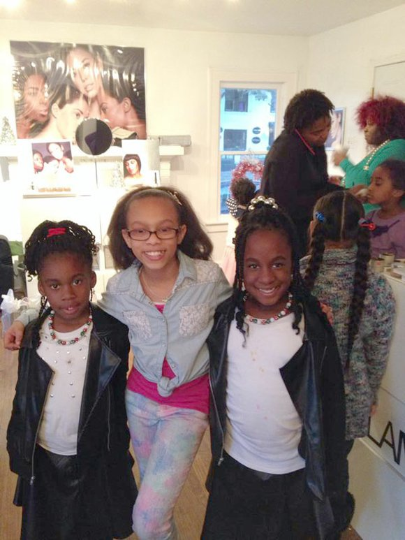 Nine-year-old Brielle Driver has always been inspired to help others. After realizing that some children don't have enough clothing, she ...