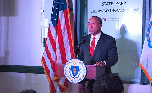 The governor wants the Roxbury Heritage State Park cleaned up and he's on a schedule.