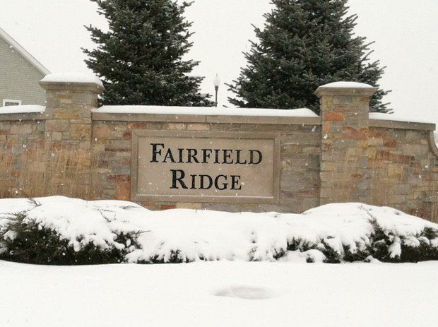New homes will be built in the stalled Fairfield Ridge subdivision near Van Dyke Road and Lockport Street in Plainfield starting in 2014.