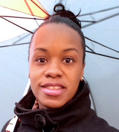 I'd like to see better bus service, less violence and better communication between people. Keisha Cordon, Billing Coordinator, Brookline