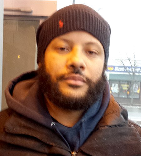 I want to see Dennis Rodman exiled. If he likes it so much in North Korea, he should move there. And I'd like to see a cure for AIDS and an end to homelessness. Rafael Guzman, Shelter Supervisor, Jamaica Plain