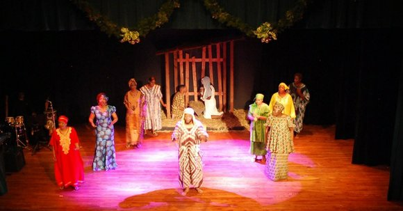 Going on its 20th season, Black Nativity by Langston Hughes was directed by Ed Smith. It was a confluence of ...
