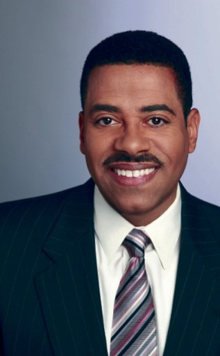 Time Warner Cable NY1 News reporter Dean Meminger.