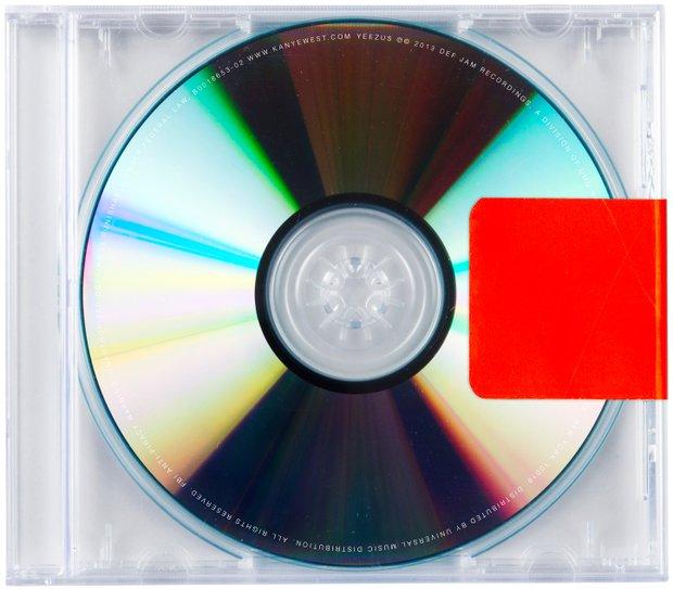 "Kanye West album ""Yeezus."""