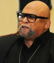 Dr. Maulana Karenga, founder of Kwanzaa