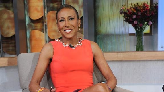 """Good Morning America's"" Robin Roberts revealed plenty in 2013, overcoming cancer and returning to her anchor chair. She also revealed ..."