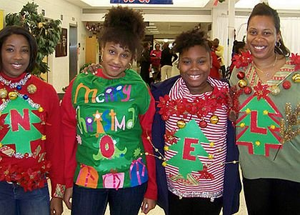 Ugly Christmas Sweater Contest South Jersey Journal Connecting