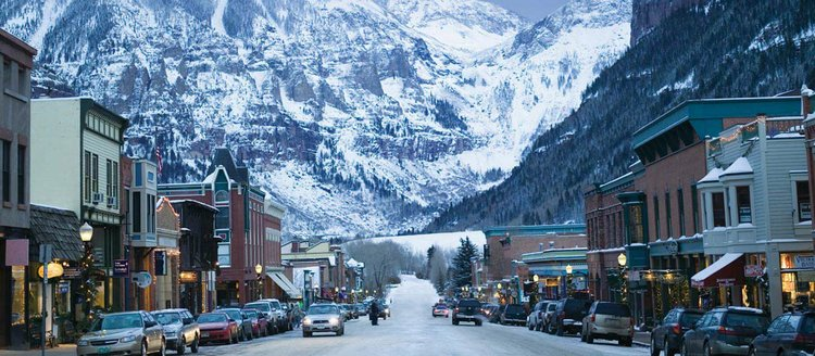 Telluride S Palmyra Peak Opens Earlier Than Ever Houston