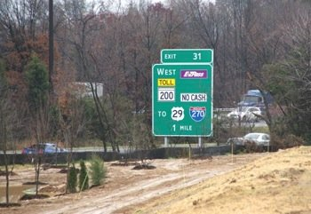 Lawmakers in Maryland are hoping to form plans to seek a reduction in tolls for the ICC, an 18-mile highway ...