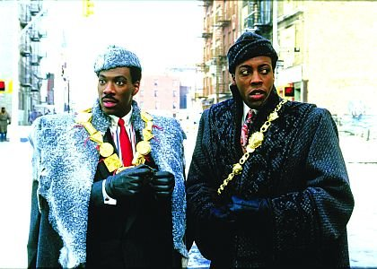 "The Eddie Murphy and Arsenio Hall comedy ""Coming to America"" is celebrating its 25th anniversary."