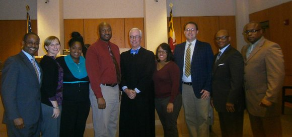 Court Appointed Special Advocates (CASA) of Baltimore, Inc. welcomed 10 new volunteers in November who have completed 30 hours of ...