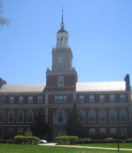The Founders Library at Howard University, Washington D.C.