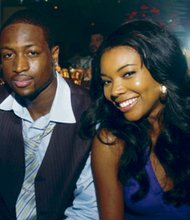 NBA star, Dwayne Wade, and actress, Gabrielle Union, got engaged at a Christmas party on Dec. 21.