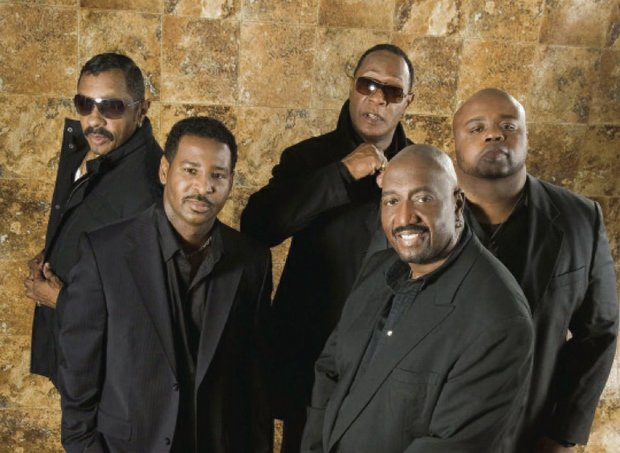 The Temptations (see MUSIC)