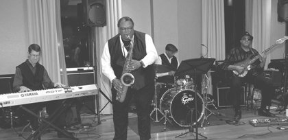 Jumpstreet Trio plays every Friday from 7-11 p.m. at the Prime Rib Restaurant, 1101 N. Calvert Street.The trio features Brad Collins on sax and vocals; Jeff Wilson on piano; and Terry Battle on bass. For more information, call 410-539-1804.