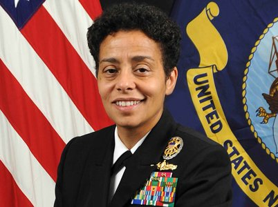 Vice Admiral Michelle Howard was confirmed by the Senate on December 20, 2013 as a four-star admiral and the vice chief of naval operations. She is the first female four-star admiral in the Navy's 238-year history.
