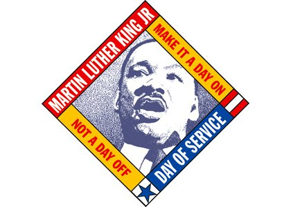 "Make Monday, January 20, 2014, a ""Day On not a Day Off."" To celebrate Dr. Martin Luther King, Jr. Day, ..."