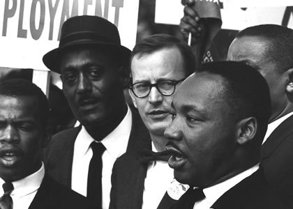 martin luther king jr fighter for Martin luther king jr and, mostly, his leadership for civil rights and racial   fighting for the basic rights of minorities, for blacks especially, king.