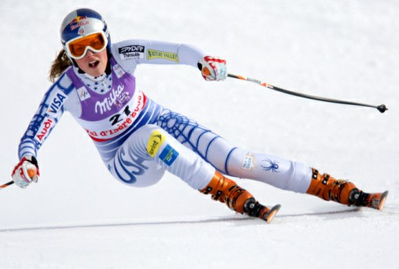 When it comes to thumb injuries, Lindsey Vonn doesn't seem to be having much luck.