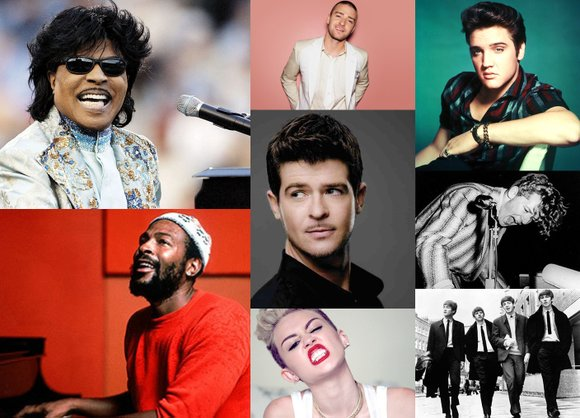 2013 could be considered the year where black music was not only heavily appropriated, but also appropriated to the point ...
