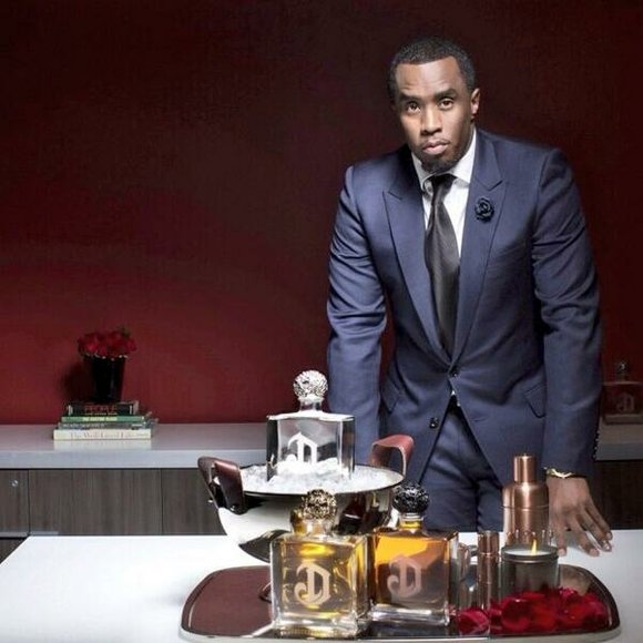 """Following the instant success of Ciroc vodka, Sean """"Diddy"""" Combs and Diaego PLC have teamed up once again in acquiring ..."""