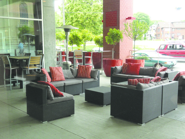 The fabulous HotelRed is one of the many properties participating in Madison, Winconsin's inaugural Hotel Week 2014.