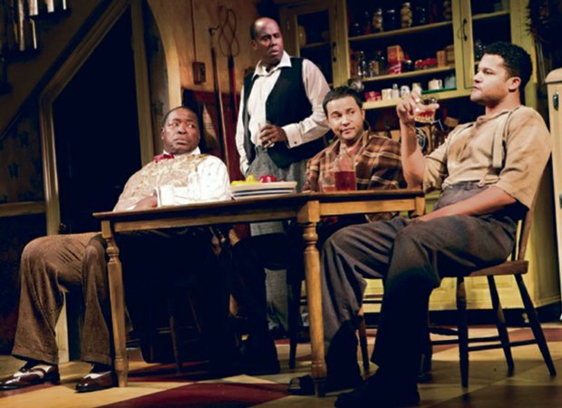 "August Wilson's ""The Piano Lesson"""