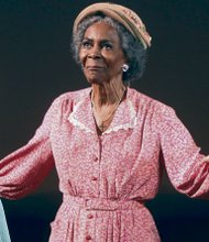 "Cicely Tyson in ""The Trip to Bountiful"""
