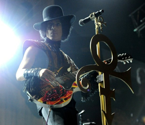 Prince performed at the Mohegan Sun on Dec. 29, 2013.