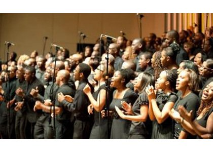 Spring into Praise Mass Choir is one of the contestants