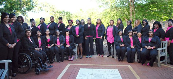 More than 250 members of Theta Phi Sigma Christian Sorority Inc. will converge on Lithonia next week for the Jan. ...