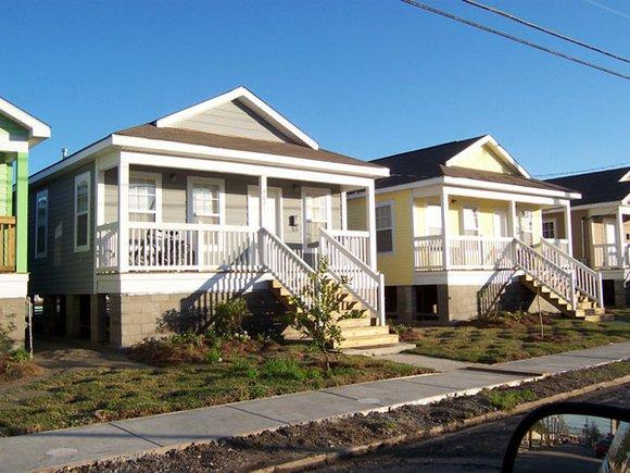 Representatives from Wells Fargo, NeighborWorks America, and Hope Enterprise Corporation announced the $5.15 million New Orleans NeighborhoodLIFT® program which will ...