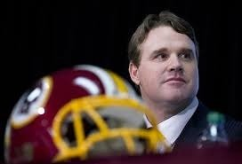 The Washington Redskins' brief search for a head coach ended Thursday as Cincinnati Bengals offensive coordinator Jay Gruden was named ...