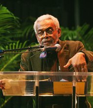 Amiri Baraka, Miami Book Fair International, 2007