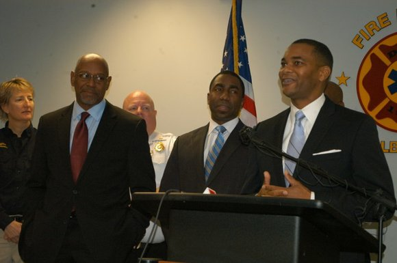 Darnell Fullum, a 26-year veteran of the Fulton County Fire Department, is the new chief of DeKalb County Fire Rescue, ...