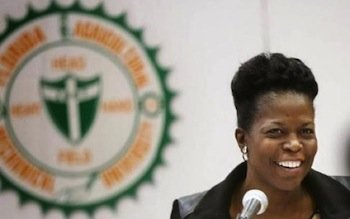 Elmira Mangum was recently chosen as president of Florida A&M University. (Courtesy of WCTV)