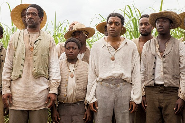 "At the Golden Globes, the slavery epic ""12 Years a Slave"" was the only film out of black Hollywood that won an award, despite numerous nominations."