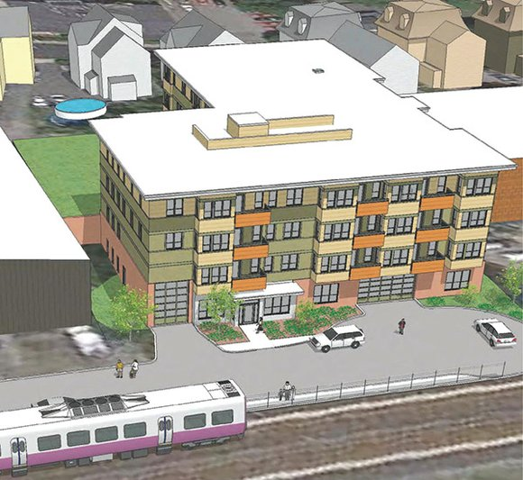 Southwest Boston Community Development Corporation went public at a meeting last week with plans for a new 27-apartment development on ...