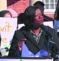 Maryland Delegate Aisha Braveboy is introducing a bill to raise the state's minimum wage to $10.10 by 2016. (Courtesy photo)