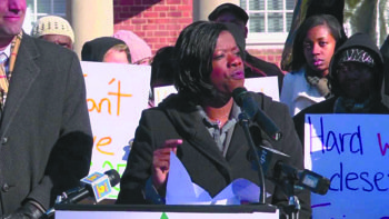 A Maryland lawmaker is poised this week to introduce legislation that would raise the state's minimum wage to $10.10 by ...