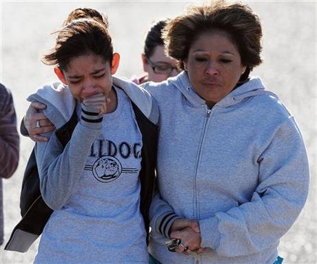 A 12-year-old boy entered his middle school gym, pulled a shotgun out of a bag and opened fire on students ...