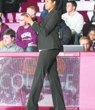 Head coach Billi Godsey