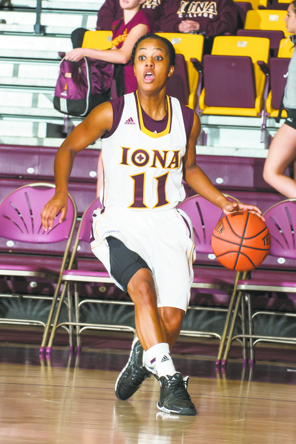 So far so very good for the new women's basketball coach at Iona College, Billi Godsey. A 2003 graduate of ...