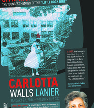 'Little Rock Nine' pioneer Carlotta Walls LaNier