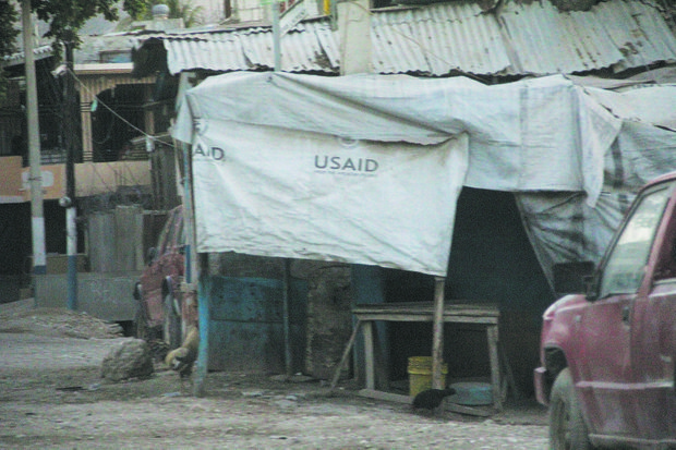 Haiti after the 2010 earthquake