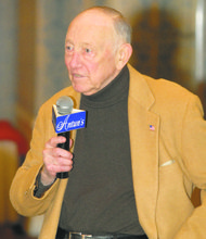 Jack Kaiser, St. John's Hall of Fame baseball coach and former athletic director