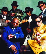 Morris Day and the Time (see MUSIC)
