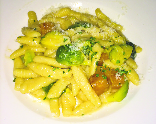 House–made Cavatelli
