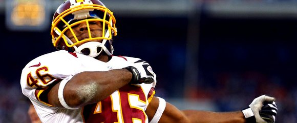 The Washington Redskins have selected running back Alfred Morris as the team's 2013 Walter Payton Man of the Year.